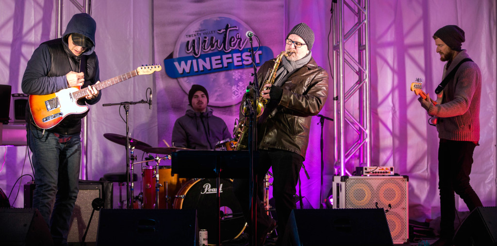 Generation Train Live a Winter WineFest