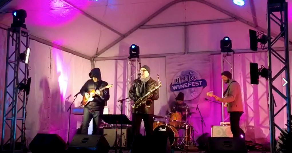 I Don't Need No Doctor - Generation Train Live at Winter WineFest